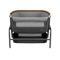Berço Co-sleeper Iora Essential Graphite